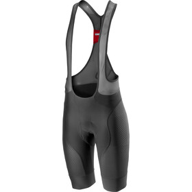 Castelli Free Aero Race 4 Kit Bib Shorts Heren, dark gray